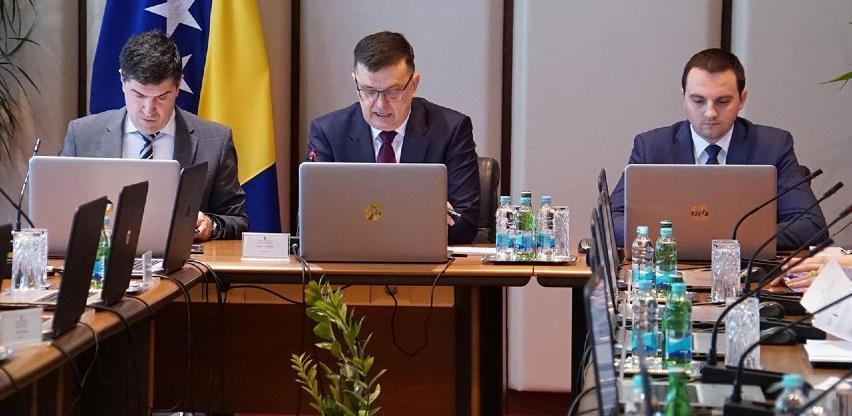 Vijeće ministara BiH danas odlučuje o otvaranju granica za strance