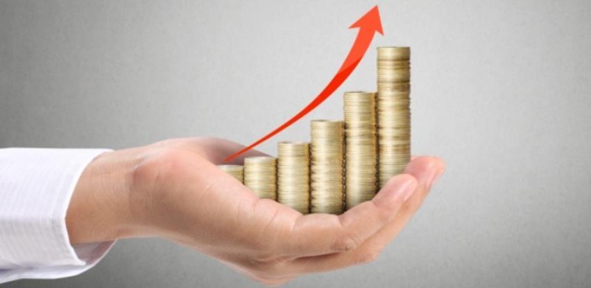 BDP Republike Srpske imao stopu rasta od 1,4 odsto