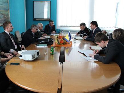Goražde nastavlja saradnju s firmom CETEOR i IPSA institutom