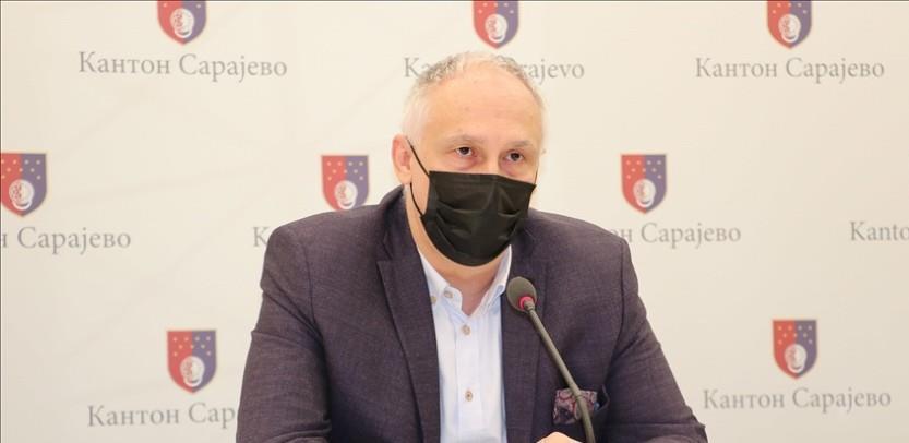 Vranić: Sve je spremno za imunizaciju u Sarajevu, puštamo aplikaciju za prijave građana