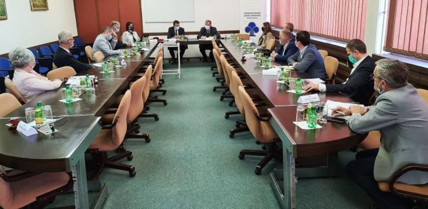 Ganić: Vlada ZDK-a učinila sve da ublaži posljedice pandemije u privredi