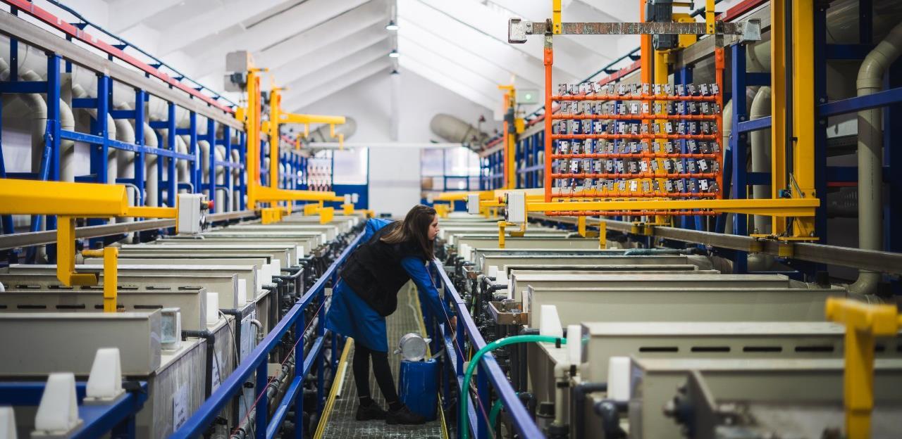 """Uz pomoć EBRD-a, """"Eurosjaj"""" uveo novu proizvodnu liniju"""