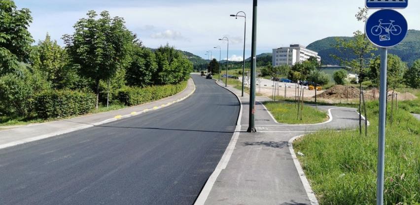 Općina Centar završila asfaltiranje Ulice Betanija