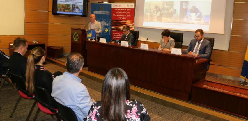 Projekt USAID-a i VTKBiH doprinio povećanju izvoza i novim zapošljavanjima