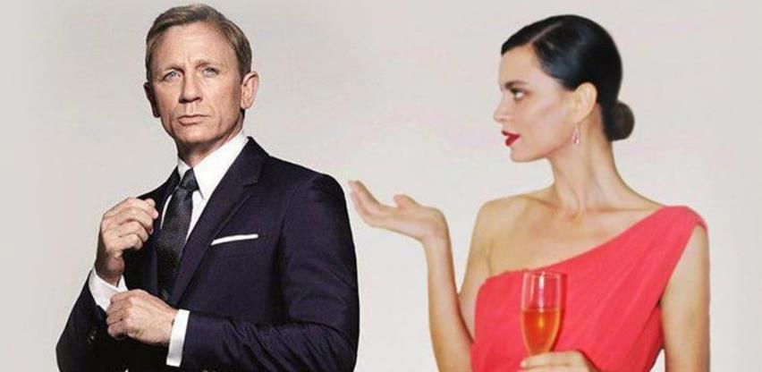 James Bond djevojka zablistala u haljini Belme Tvico