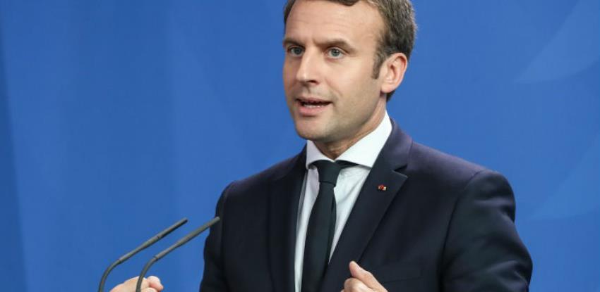 Macron: Nema pobjednika u trgovinskom ratu