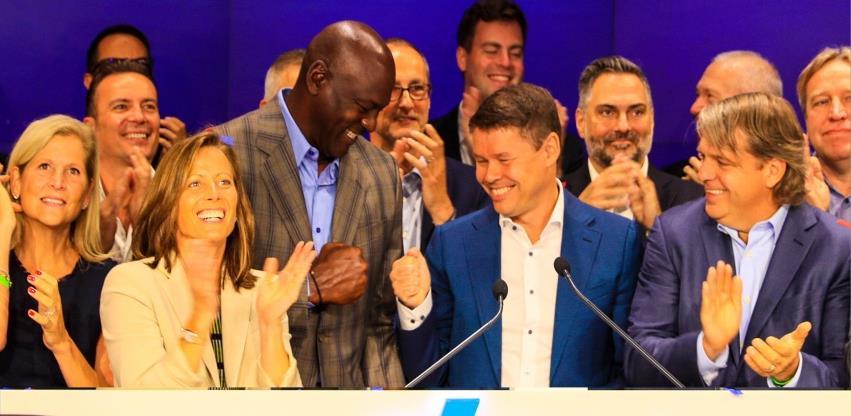 Michael Jordan označio početak prodaje dionica: Suvlasnik mostarskog NSofta pokorio Nasdaq burzu