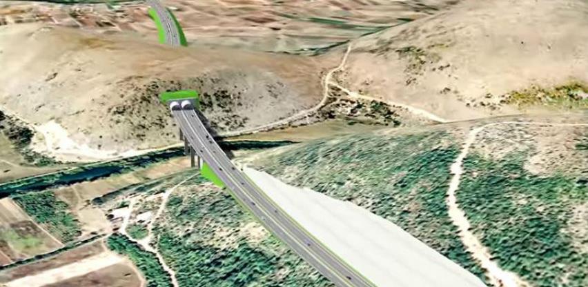 Kreću radovi u Hercegovini: Raspisan tender za dionicu Tunel Kvanj-Buna
