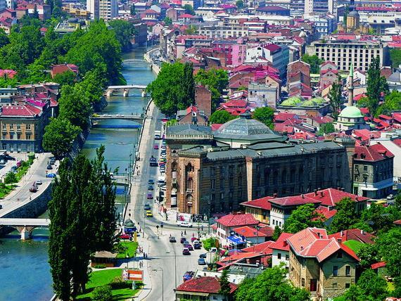 National Geographic: Sarajevo destinacija koja se mora posjetiti 2014.