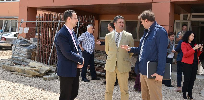 Osnovna škola na Aneksu bit će završena do početka nove školske godine