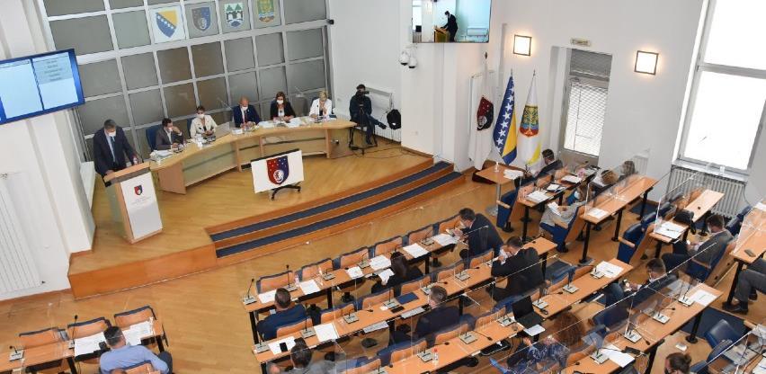 Skupština KS donijela novi Zakon o ministarstvima i drugim organima uprave