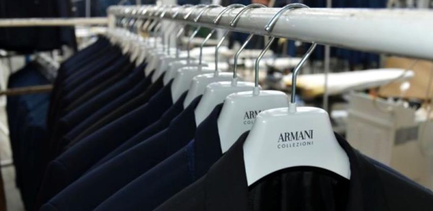 Kismet ne otpušta radnike: Uz Armani odijela proizvode i maske