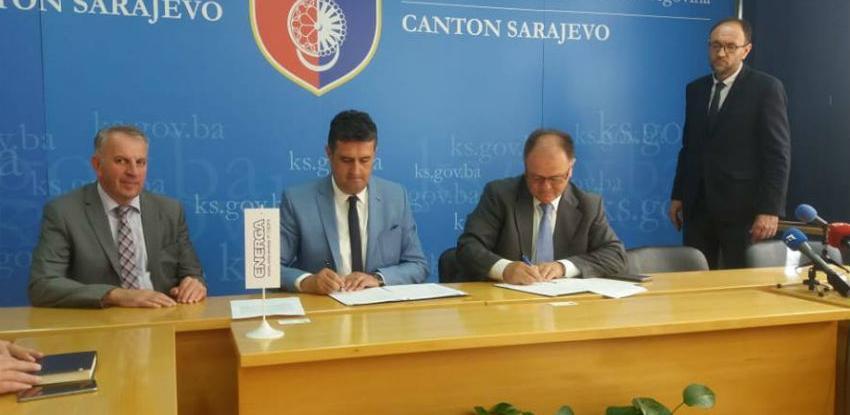 Vlada Kantona Sarajevo pokrovitelj Međunarodnog sajma ENERGA 2018.