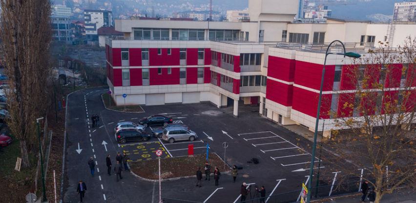 Završeno uređenje DZ Novi Grad, pušten u funkciju parking sa oko 100 mjesta