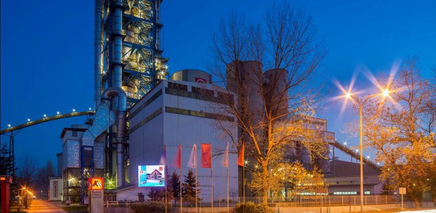 Fabrika cementa Lukavac optimizira proizvodne kapacitete