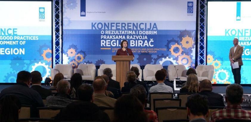"Održana završna konferencija ""Rezultati i dobre prakse razvoja regije Birač"""