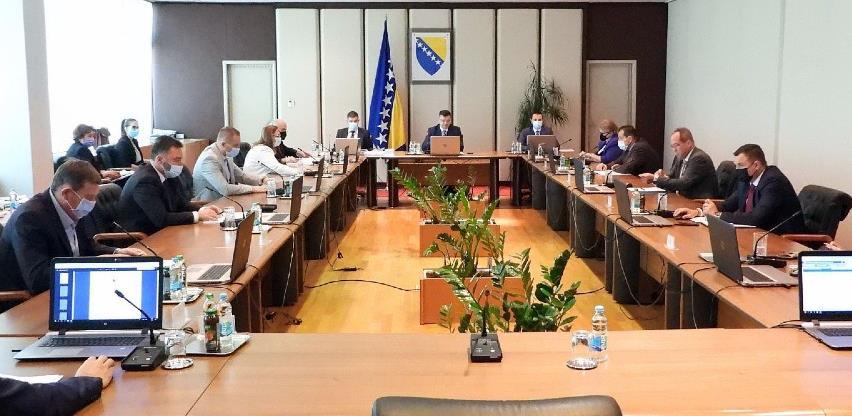 Vijeće ministara donijelo Odluku o izmjeni provođenja Zakona o carinskoj politici u BiH
