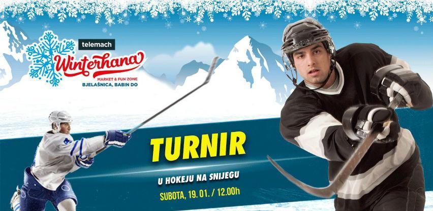 """U subotu na Bjelašnici """"Turnir u hokeju na snijegu"""" i """"Retro ski trka"""""""