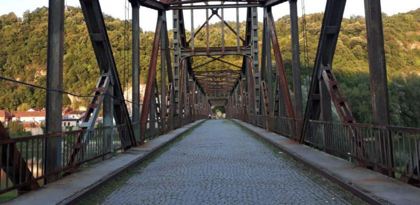 Most u Zvorniku od danas zatvoren zbog rekonstrukcije