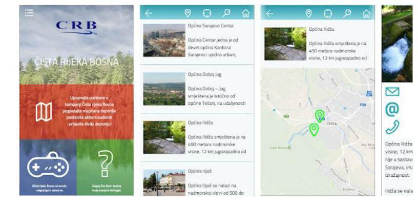 Građani putem GPRS-a mogu označiti divlju deponiju i pratiti njeno uklanjanje
