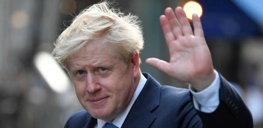 Boris Johnson danas postaje premijer Velike Britanije