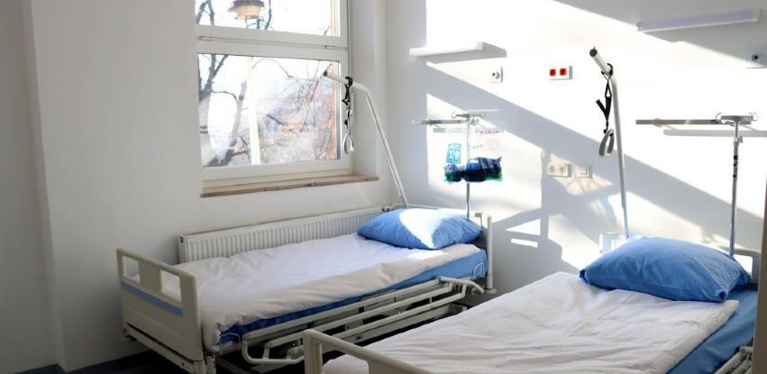 Otvoren novi Kovid odjel u Opštoj bolnici u Sarajevu
