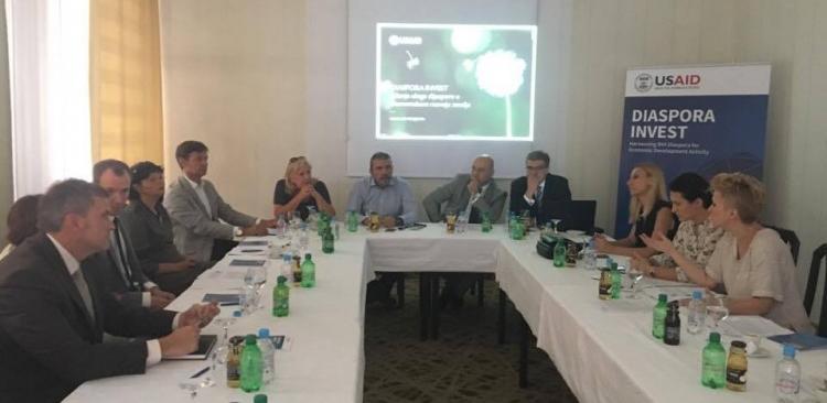 Dijaspora može pokrenuti značajne ekonomske reforme u BiH