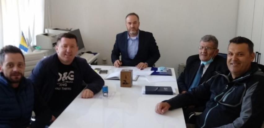 Potpisani ugovori o implementaciji odobrenih sredstava ugostiteljima SBK-a