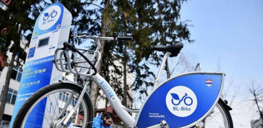 Ove godine još jedan terminal za iznajmljivanje bicikala