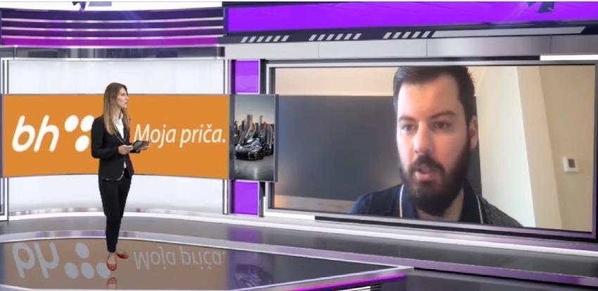 Gost 3. Sarajevo TechLaba Mate Rimac: Dobro istraži i guraj naprijed bez obzira na investitore!