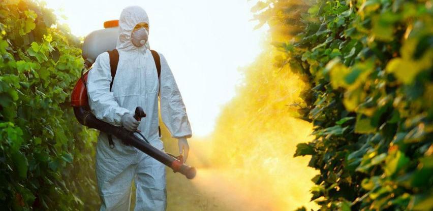 Na kontrolisanim uzorcima pronađeno 40 pesticida koji nemaju dozvolu EU