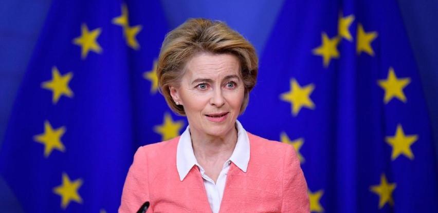 Von der Leyen: EU će što prije osigurati vakcine za Zapadni Balkan