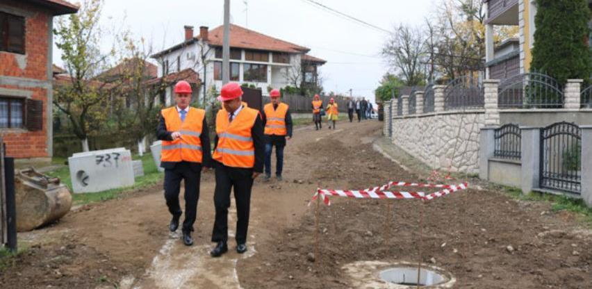 ČRA osigurala sredstva za izgradnju kanalizacione mreže u Gradačcu