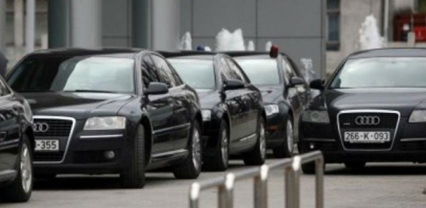 Na službene automobile potrošeno gotovo 26 miliona KM