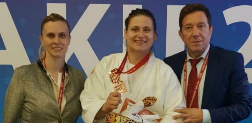 Larisa Cerić sportistkinja 2018. godine BiH u izboru Olimpijskog komiteta
