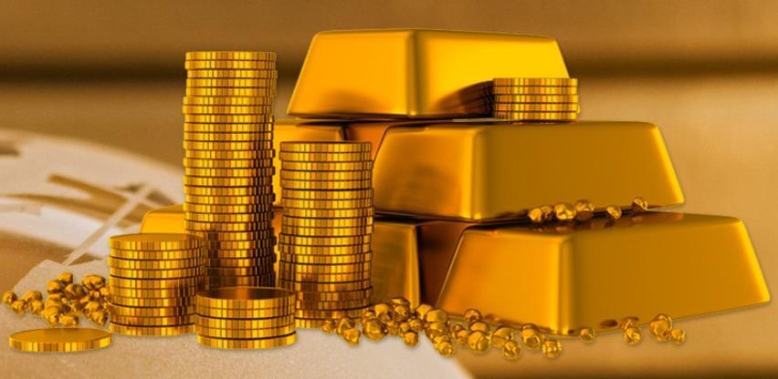 Pada cijena zlata