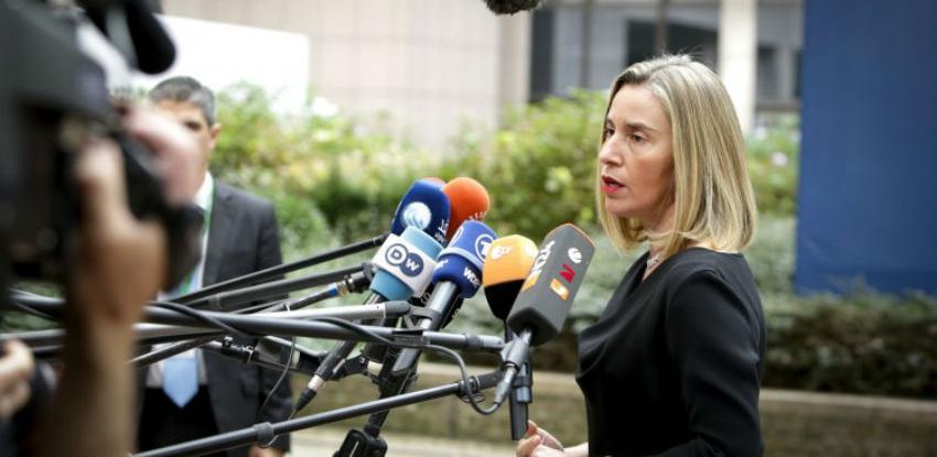 Mogherini: Vlada Kosova mora opozvati odluke o carinama na robu iz Srbije i BiH