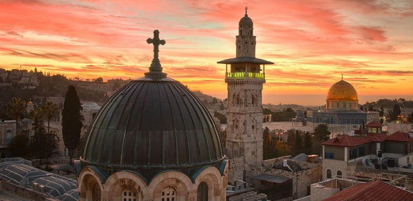 Jerusalem: Posjed dvostruka mira