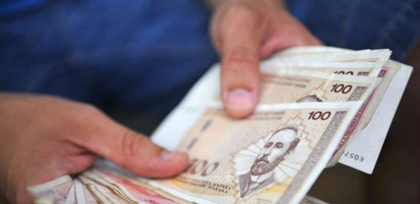 Najveća prosječna plata u oblasti finansijske djelatnosti