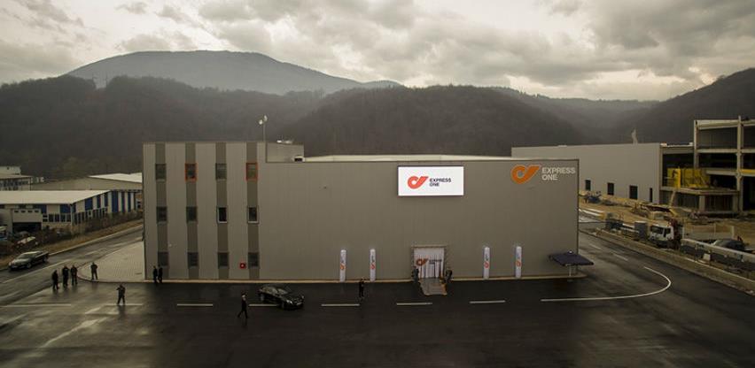 Bosman u Hadžićima završio izgradnju logističkog centra kompanije Express One