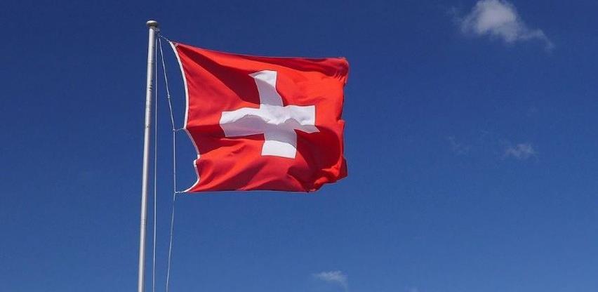 Švicarska zastava