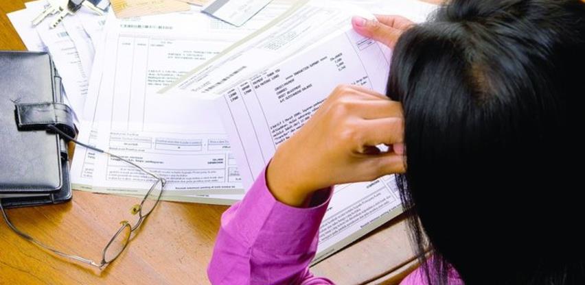 Privrednici se žale: Kamatne stope na novoodobrene kredite do 15 posto
