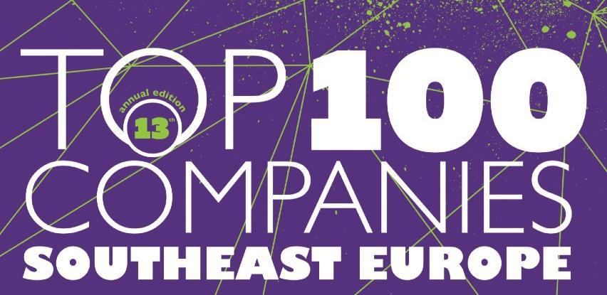 TOP 100: Bingo i Holdina na listi najvećih kompanija jugoistočne Evrope