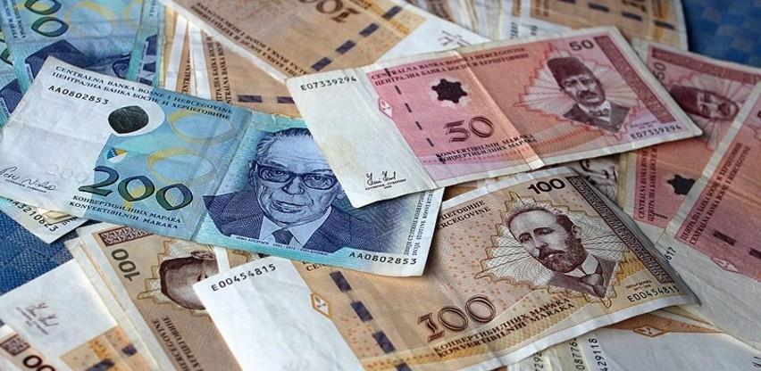 U RS prosječna neto plata u julu 1.019 КМ