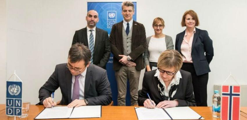 Norveška i UNDP kreiraju 100 radnih mjesta u brzorastućim industrijama BiH