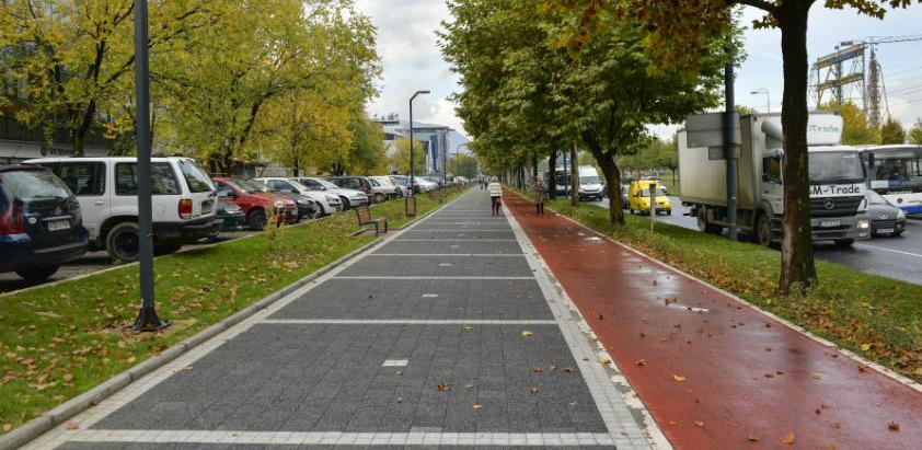 Odabran izvođač za izgradnju biciklističke staze Nedžarići - Dobrinja III