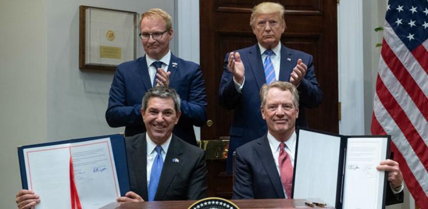 SAD i EU potpisali sporazum o većem izvozu američke govedine u EU