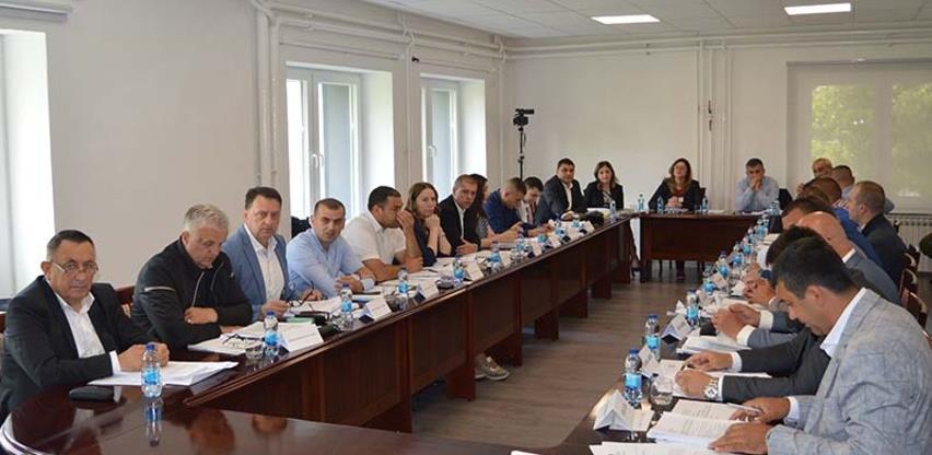 Sokolac: Usvojene odluke o administrativnim taksama i smanjenju cijena komunalnih usluga