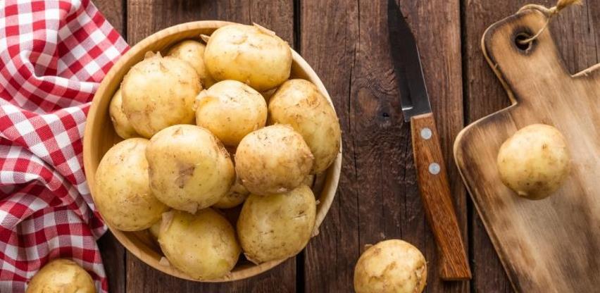 U RS zabranjen uvoz 63 tone krompira iz Poljske