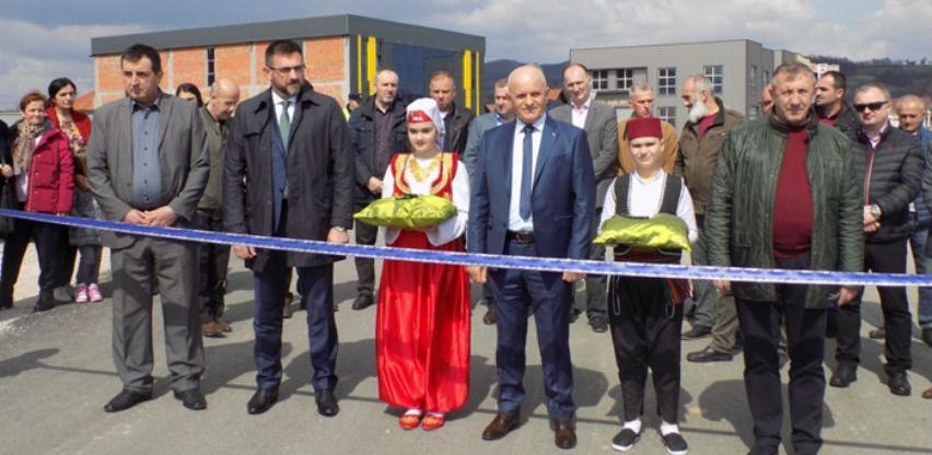 Završena izgradnja ceste koja povezuje opštine Osmaci i Kalesiju